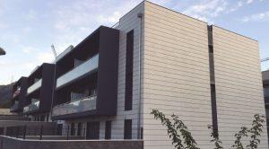 Ejemplo de instalación de sistemas Bultmeier de fijación de cerámica