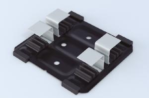 Grapas de fijación modelo Louvelia GR00-A