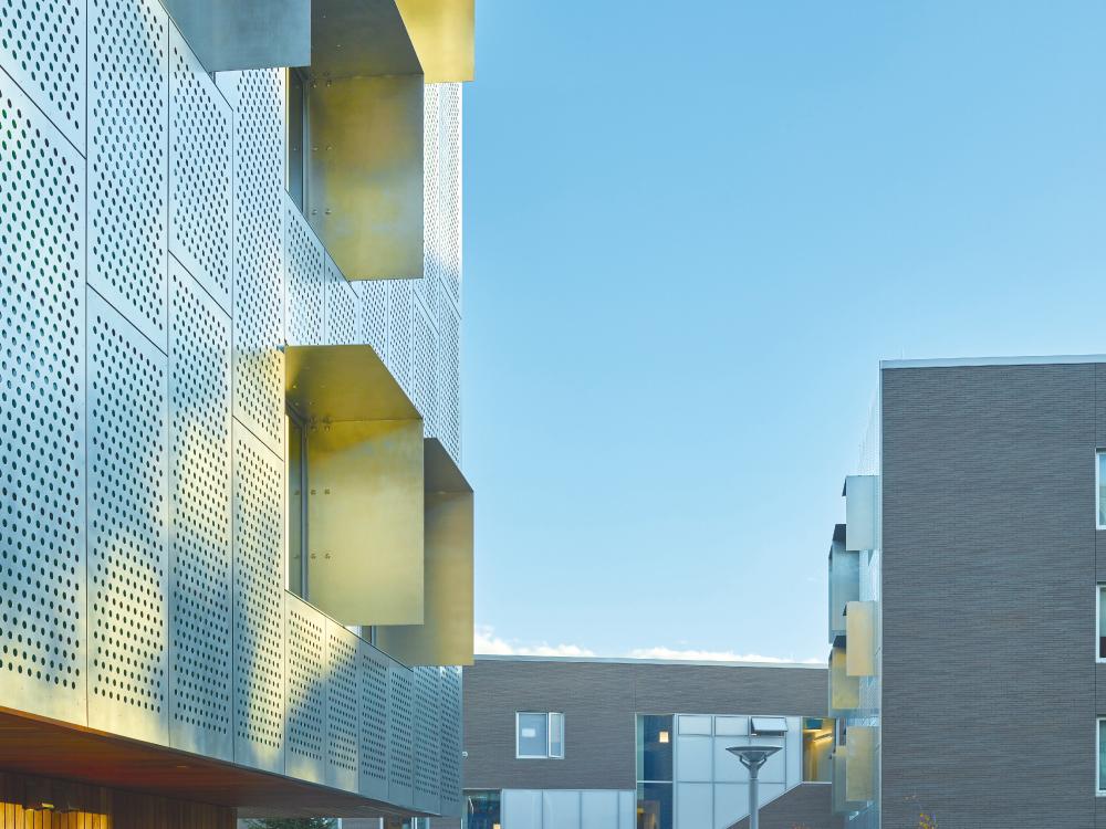 revestimientos fachadas green louvelia